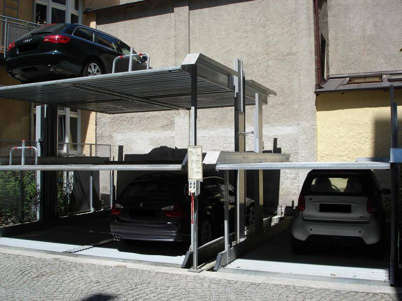 Robotic Parking Systems Finally Bring Efficiency to the Parking Industry